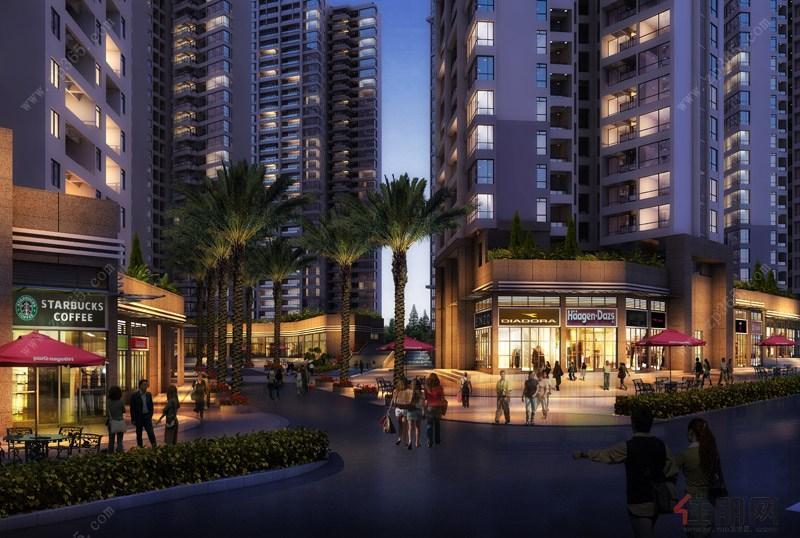 【天健C+街区】16-160㎡十字街商铺,城中心掘金机会,错过不再有,住朋电商优惠享8千抵20万。