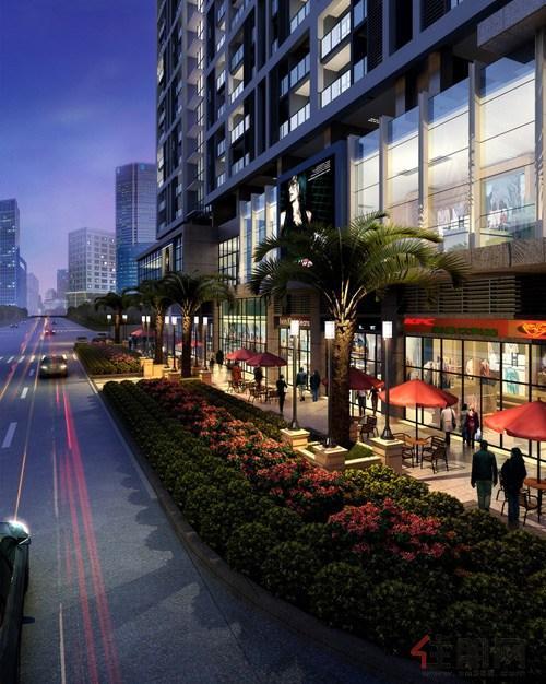 天健漫街区,国际一线品牌汇聚地,带租约销售,超高租金,28-170平商务区核心临街金铺,1万抵20万