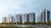 美的·新希望錦云湖光——百萬內剛需房,可享一湖三公園景觀