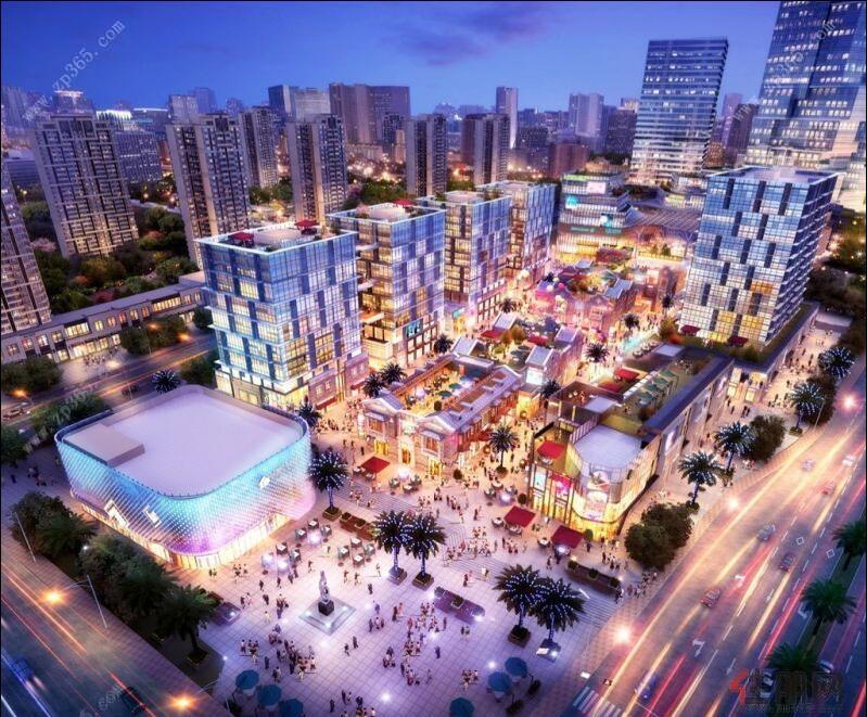 2月18日青秀区看房团:绿地中央广场