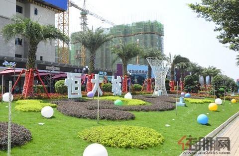 柳州住朋网12月3日恒大城-恒大御府看房团活动