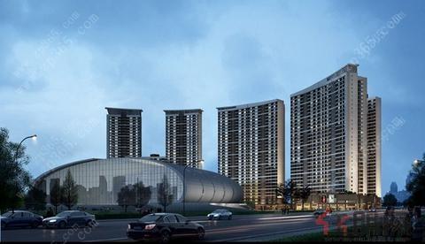玉林江南区专线看房团:华商国际·美国城