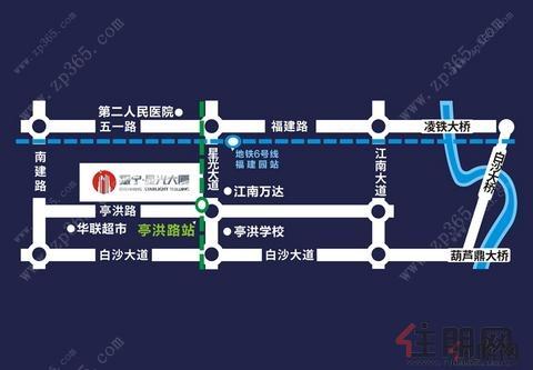 2018年1月20日江南区投资团:振宁星光大厦—天健领航大厦