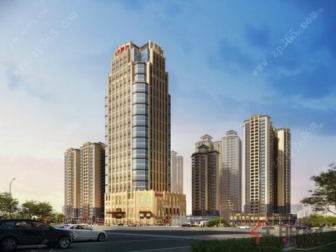 2018年1月21日江南区投资团:振宁星光大厦—天健领航大厦