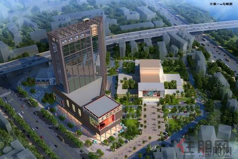 2017年5月25日江南区写字楼线路:南剧星光park
