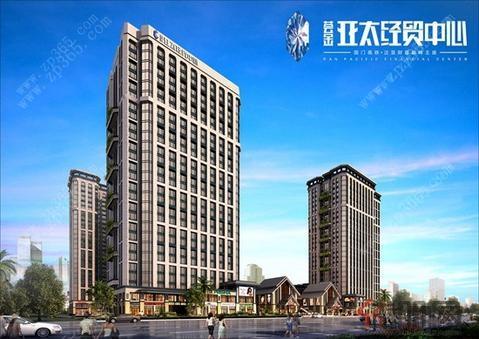 4月29日南宁置业防城港投资旅游团:荟金亚太经贸中心