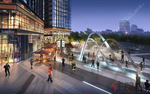 2017年7月22日江南区投资路线:天健领航大厦