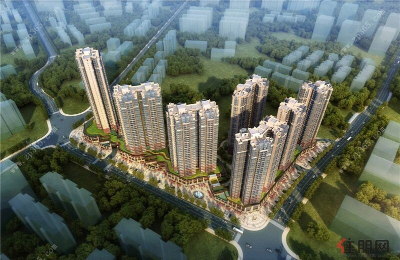 11月27日西乡塘区看房团:天健城