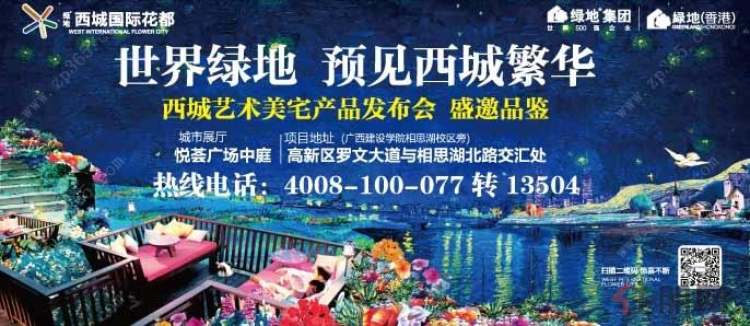 2017年5月24日西乡塘区看房团:绿地西城国际花都