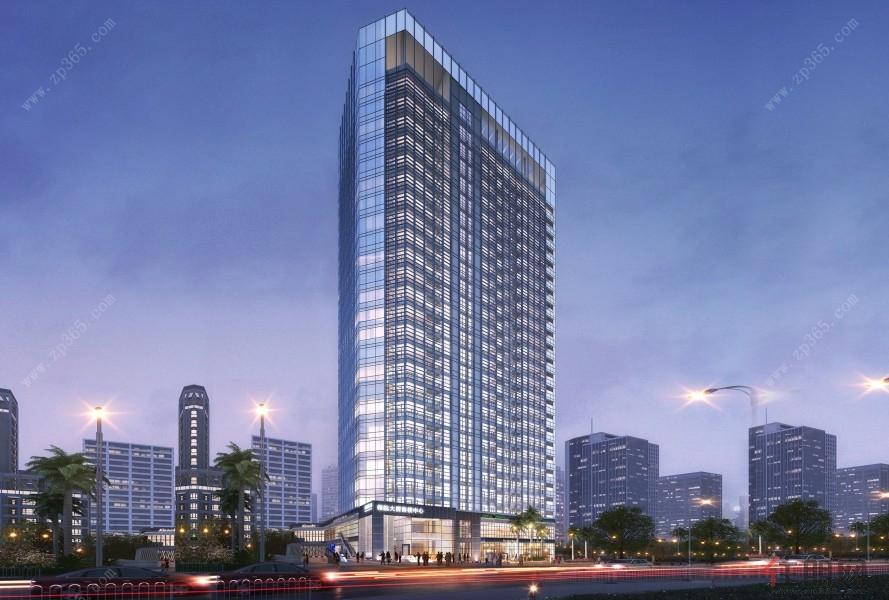 8月21日江南区投资团:天健领航大厦