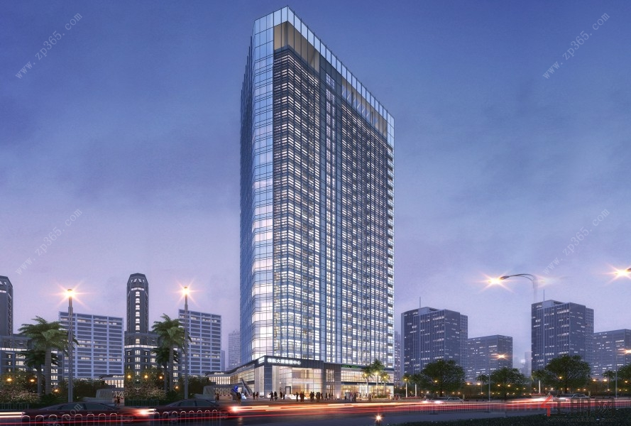 8月22日江南区投资团:天健领航大厦