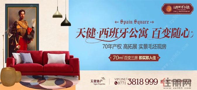 2020年9月25日江南区看房团:天健西班牙小镇