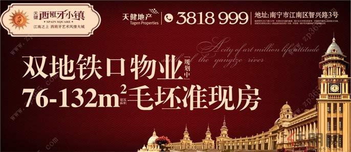 1月20日江南区看房团:天健·西班牙小镇-天健城