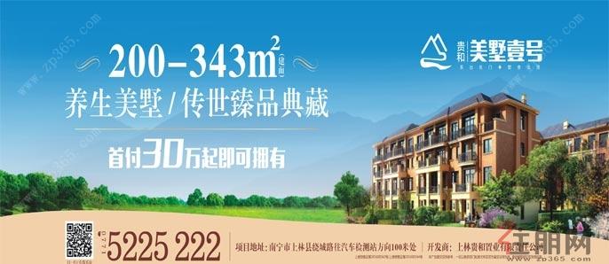 2月28日南宁置业上林看房团:贵和美墅壹号