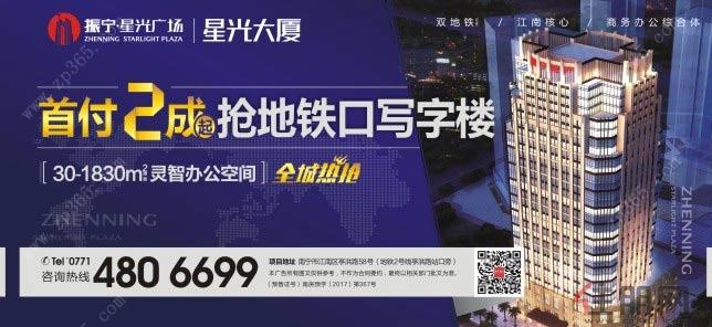6月2日江南区投资团:振宁星光大厦