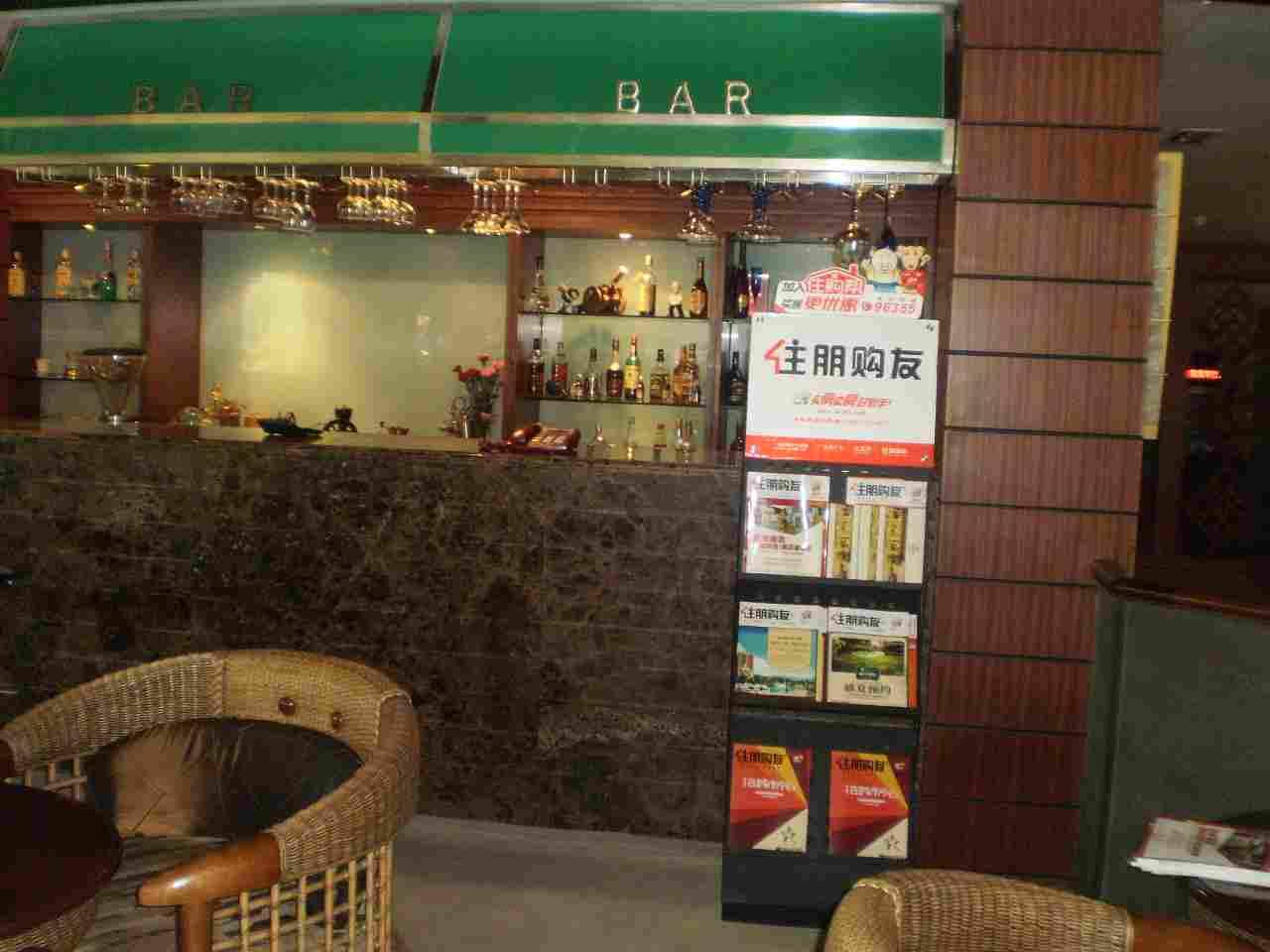 南宁饭店休闲吧