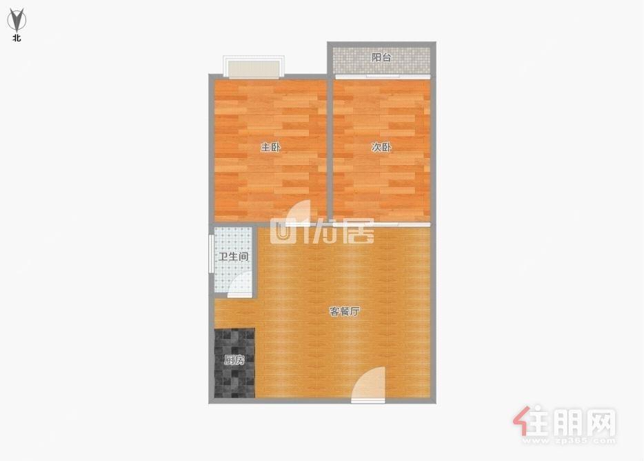 万达商圈龙光普罗旺斯精新出两房租2000 拎包入住 看房方便