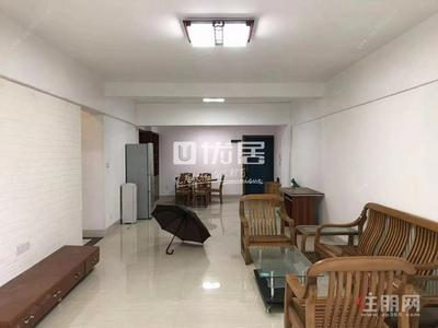 江南区-锦绣江南精装三房仅租2500/月 户型方正 可配齐家电家具