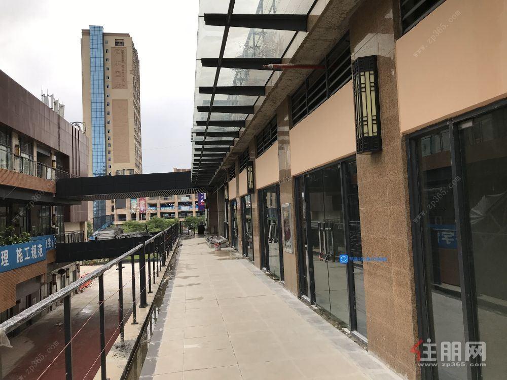 玉林市玉东新区奥园广场商业街二楼商铺出租