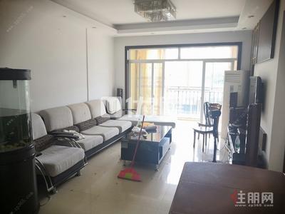 江南区-云星尚雅名都精装三房有露台有杂物房仅租2400 户型好 看房方便