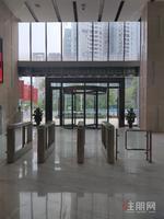 绿地中心地铁3号线规划馆站口1千平办公楼出租