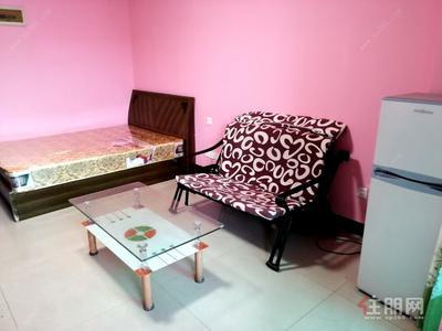 海城区-海尚巴黎小公寓配置齐全750元