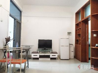 青秀区-急,竹园路昊壮南湖西岸 标准一房一厅 很划算的一套房子
