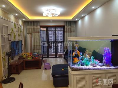 五象大道-江悅藍灣 豪華裝修3房 地鐵3號線 南寧大橋附近