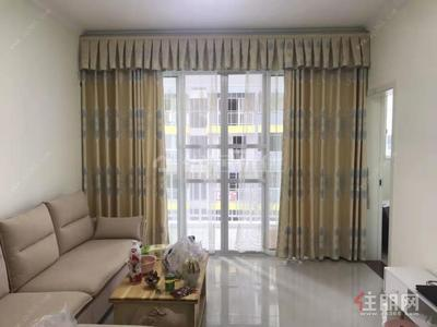 东盟商务区-恒大苹果园 精装3房出租  家私配齐