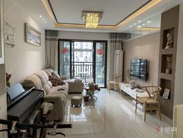 大商汇国际住区 2400元 3室2厅2卫 精装修,全家私电器