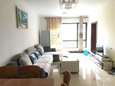 北湖路-天城旁 荣和摩客 精装稀 缺3房 配齐出租 随时看房