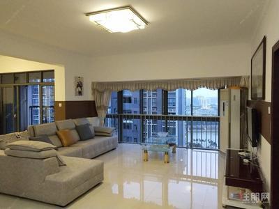 柳沙,东岸江景 新装修4房 两梯两户 高大上客户专用 看房有钥匙