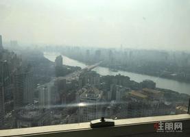 金湖广场 地王大厦 精装修,高楼层,300平,仅租60块一平