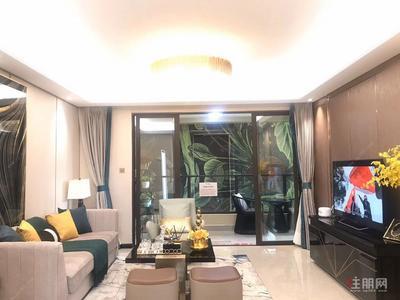 长湖-东盟旁凤岭霖峰一号 豪装舒适三房 仅租3800体验奢华生活