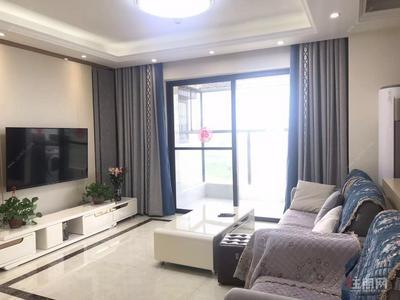 凤岭北-东盟万达旁荣和公园大道豪装舒适三房 租3800即可直接入住