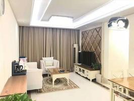 东盟凤岭美泉1612 私人订制欧装三房 全新装修 拎包入住