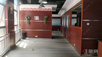 东盟商务区,龙光世纪对面,利海亚洲国际243平,4隔间,精装修仅租45块每平