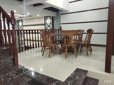 凤岭南-和美春天 中式别墅 可做会所 办公带露台  有钥匙随时看房