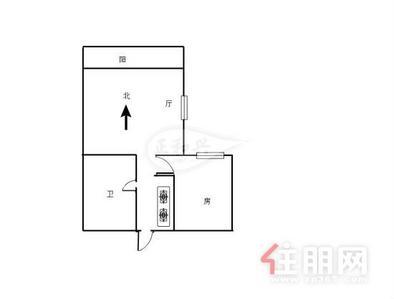 良庆镇-五象总部基地地铁 口一房一厅