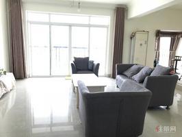 柳沙半岛 江景楼中楼 豪华装修拎包入住 6000大洋 业主在家坐等出租