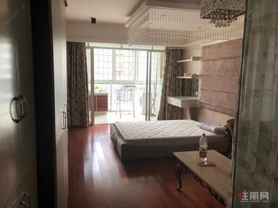 柳沙-柳沙半岛康城 精装单间配齐 仅租1800随时看房 保养好