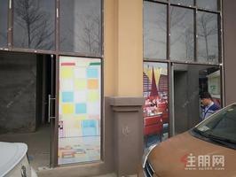 枫林路西侧(保利童心缘旁)江川悦城打通连体商铺140平