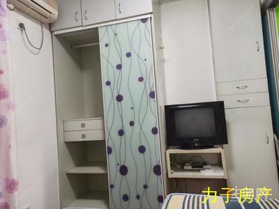 金湖广场-金湖广场 双地铁口 金旺角小户型居家配齐 房子干净整洁