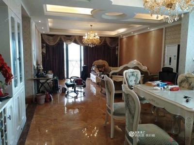 青秀区,新房首次出租 凤翔路 信地伴云居 豪装4房2厅2卫  看房方便