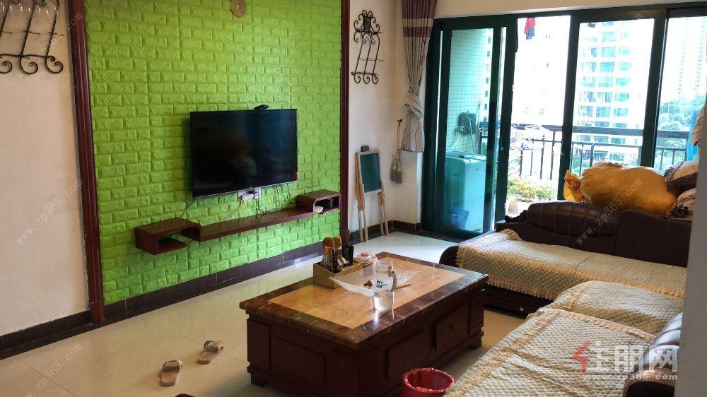 恒大绿洲 三房两厅两卫 家电家具齐全,拎包入住
