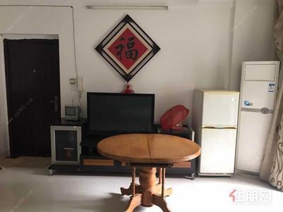 港北区-银座华隆 两房两厅带家具家电 只要1100元租金即可 拎包直接入住