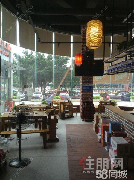景小十二中旁龙城世家一楼火锅餐饮店整转!租金便宜!