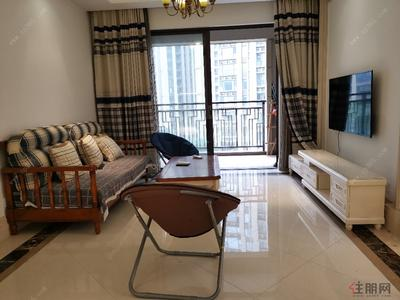 凤岭北-急租+美泉1612+豪华装修+2房出租+有钥匙看房方便