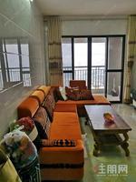 御林皇府 两房两厅精装修户型 布局好  保养好布艺沙发