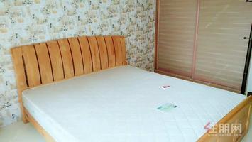 (个人)新二中附近凤岭春天两房招租,日租90元/天,拎包入住。